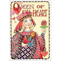 SU Queen of My Heart - Valentine's DayCard