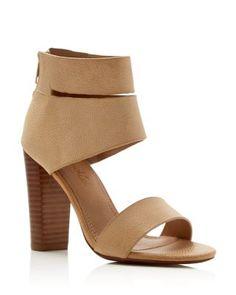 Splendid Jessa Open Toe High Heel Sandals | Bloomingdale's