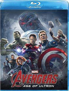 Avengers Age Of Ultron marvel blu ray on Mercari Ultron Marvel, Age Of Ultron, The Avengers, Mark Ruffalo, Joss Whedon, Jeremy Renner, Robert Downey Jr, Tony Stark, Chris Evans