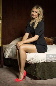 Lovely Legs, Great Legs, Nice Legs, Sexy Outfits, Photo Mannequin, Maria Sharapova Hot, Maria Sarapova, Beauté Blonde, Sexy Legs And Heels