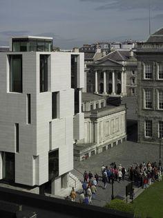 Galeria - Edifício de Pesquisas de Ciências Humanas / Mccullough Mulvin Architects - 1