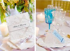 Fairytale #wedding theme - Photo by Lisa Thompson and styling by The Bridal Collective.