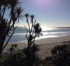 Surf's up - Raglan, New Zealand