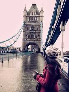 London Tower Bridge:
