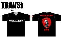 TRAVS8 T-Shirt No,11 4,900yen