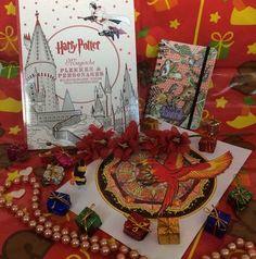 WIN: Het Harry Potter Kleurboek: Magische Plekken en Wezens!