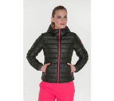 Dámska bunda s kapucňou a kontrastnými zipsami Sam 73 | modino.sk #ModinoSK #modino_sk #modino_style #style #fashion #zima #bestseller #winter Winter Jackets, Model, Fashion, Moda, Winter Vest Outfits, La Mode, Fasion