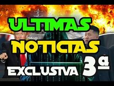 Luis Carlos Campos - Últimas Noticias 3ª Mira lo que Preparan - http://www.misterioyconspiracion.com/luis-carlos-campos-ultimas-noticias-3a-mira-lo-que-preparan/
