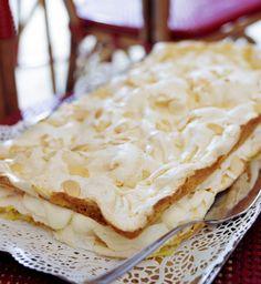 Torte Cake, Fika, Something Sweet, Cake Recipes, Sweet Tooth, Bakery, Frozen, Snacks, Cooking