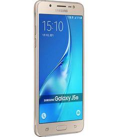 Κινητά Τηλέφωνα :: Samsung Galaxy J5 (2016) J510F Duos Gold EU