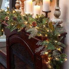 Fireplace mantel inspiration!