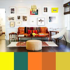 Interiors Photographed by Justin Coit