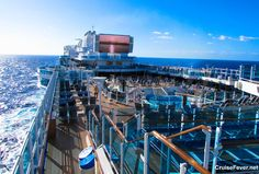 1. Use the ship's WIFI while in port - Some cruise ships will connect to terrestrial broadband while in port. This will give you increased internet speeds compared to when the ship is at sea and connecting to satellites 20,000 miles away. 2. Free WIFI in Port - Looking for a place to conn…