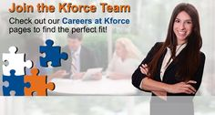 Kforce is a professional staffing services firm. Our name stands for KnowledgeForce® describing our highly skilled professionals, knowledge gained from over 50 years of experience, and the power of our team to provide the Right Match™. We provide flexible and direct hire staffing professionals in Technology and Finance & Accounting, engaging over 23,000 highly skilled professionals annually with more than 4,000 customers.