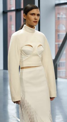New york fashion 99219998025219290 - Dion Lee, Automne/Hiver New York, Womenswear Source by fionaluciani Style Couture, Couture Mode, Couture Fashion, Runway Fashion, High Street Fashion, Street Style, Dion Lee, Fashion Week, Star Fashion