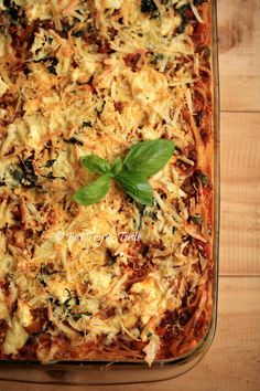 Just Try & Taste: Resep Spaghetti Lasagna yang Top Markotop!