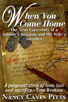 Historical Nonfiction  - When You Come Home: The True Love Story Of A Soldier's Heroism, His Wife's Sacrifice and the Resilience of America's Greatest ... (A Matchbook Services Historical Romance) by Tom Brokaw, http://www.amazon.com/dp/B005R41792/ref=cm_sw_r_pi_dp_dLWFsb08165PF