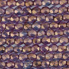 Eureka Crystal Beads - Round 3mm Firepolish Beads BRONZE LUMI Czech Glass (Bulk), $8.50 (http://www.eurekacrystalbeads.com/round-3mm-firepolish-beads-bronze-lumi-czech-glass-bulk/)