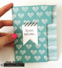 Lost Lagoon! New Stampin Up In Color #stampinup #diy