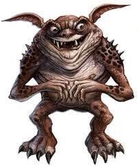 Tokoloshe- Zulu myth: a dwarf/Gremlin-like water sprite. It can turn invisible by drinking water. They can be very mischievous by raping women and biting sleepers toes off. They are called upon by bad people to scare children or to even cause death upon a person.