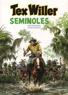 Tex Willer - Seminoles