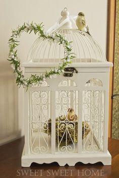 gaiolas decorativas