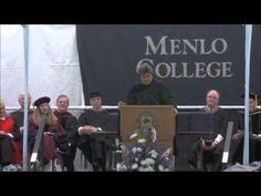 Prominent venture capitalist and bestselling author, Guy Kawasaki, delivered a keynote speech to the class of giving them ten hindsights from his exper. Best Commencement Speeches, Oprah Quotes, Guy Kawasaki, Oprah Winfrey, Steve Jobs, Keynote, Bestselling Author, Real Estate, College