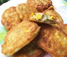 Quirky Cooking: Corn & Bean Patties