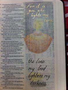 Bible journal 26/08/15