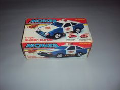 Brinquedo Antigo, Carro Monza Do Chips Glasslite Na Caixa. - R$ 90,00 no MercadoLivre