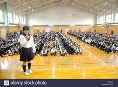 Картинки по запросу japanese high school hool Japanese High School, Basketball Court, Sports, Hs Sports, Sport