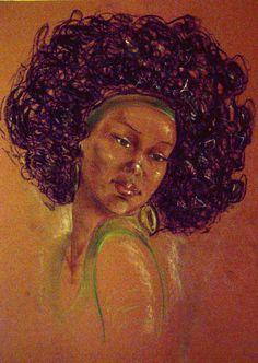 Afro by arakismk