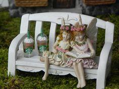 Fairy Garden Accessories miniature starbucks frappuccino