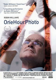 One Hour Photo.   #William Henry Shaw HS