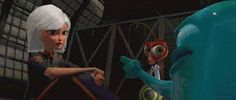 Image result for monsters vs aliens susan and bob Monsters Vs Aliens, Bob, Image, Bob Cuts, Bob Sleigh, Bobs