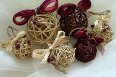 rustic christmas decorations | Christmas Ornaments, Christmas Decorations, Rustic Ornaments ...