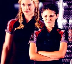 Clove From Hunger Games | Glimmer and Clove - Hunger Games Arena