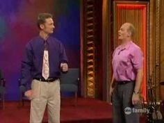 Whose Line is it Anyway - Sound effects: Indiana Jones