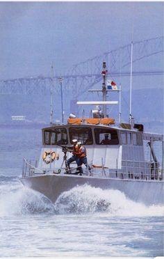 Fuerza de Marina Nacional  (d), FFDD de Panamá, 1987.