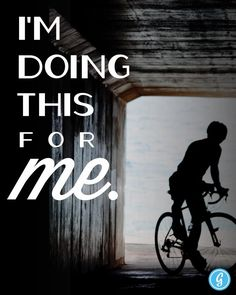 Do it for you! #fitness #motivation