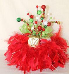 Deb Rottum's  Ugly Tacky Christmas Holiday by DebsTackySweaters