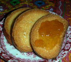 ❉ ❀ ❁ Senza perdere la tenerezza ❁ ❀ ❉: Fette biscottate fatte in casa