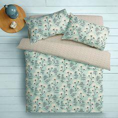 Buy MissPrint Home Denver Blossom Duvet Cover and Pillowcase Set Online at johnlewis.com
