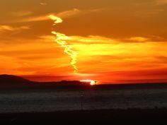 Love the sunsets in Huntington Beach