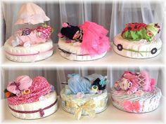 "Diaper Cake ""Diaper Baby & Cake"" Custom YOU Pick Theme / Colors Add Name Baby-Dusche-Windel-Baby & Kuchen von thecraftersgarden auf Etsy - Newborn Diaper Change Newborn Diapers, Baby Shower Diapers, Baby Shower Cakes, Baby Girl Cakes, Cake Baby, Diaper Cake Boy, Nappy Cakes, Shower Bebe, Unique Baby Shower Gifts"