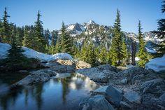 Snow Lake Sorta - Tom