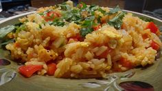 Thai Fried Rice With Shrimp