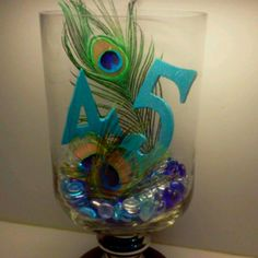 Guest Book Table Decoration for Anniversary Party