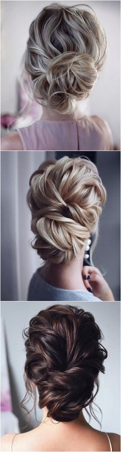Bridal 26 Gorgeous Updo Wedding Hairstyles from tonyastylist When it comes to wedding h. Alpi , 26 Gorgeous Updo Wedding Hairstyles from tonyastylist When it comes to wedding h. [ 26 Gorgeous Updo Wedding Hairstyles from tonyastylist When it co. Wedding Hair And Makeup, Wedding Updo, Bridal Hair, Hair Makeup, Bridesmaid Hair, Prom Hair, Updo Styles, Long Hair Styles, Bride Hairstyles