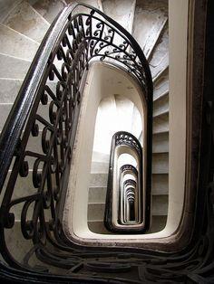 Barolo Palace | Palacio Barolo, Buenos Aires, Argentina. by Gustavo Aimar, via Flickr